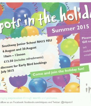 IP summer 2015 workshops