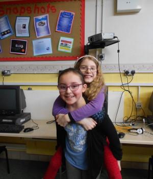 Alice and Katie