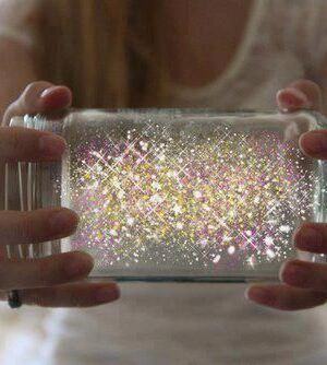 sparkles jar