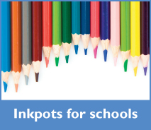 inkpots for schools